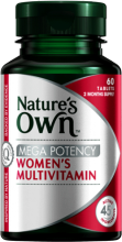 Mega Potency Women's Multivitamin