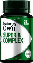 Nature's Own Super B Complex
