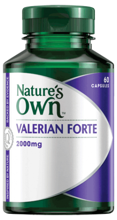 Valerian Forte 2000mg Capsules