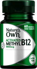 Activated Methyl B12 Tablets