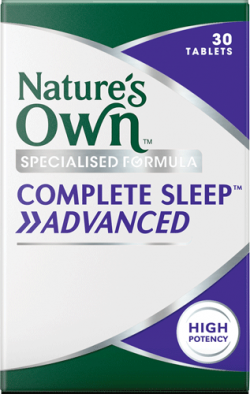 Complete Sleep Advanced Supplements