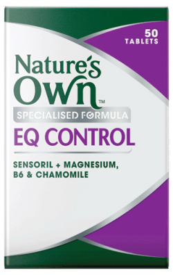 EQ Control For Nervous Unrest