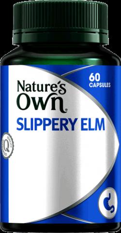 Nature's Own Slippery Elm 400mg