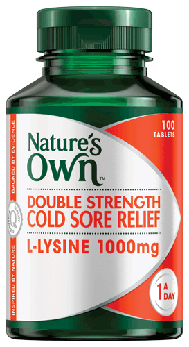 Double Strength Cold Sore Relief