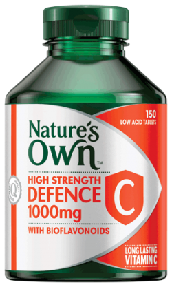 High Strength Defence C Tablets