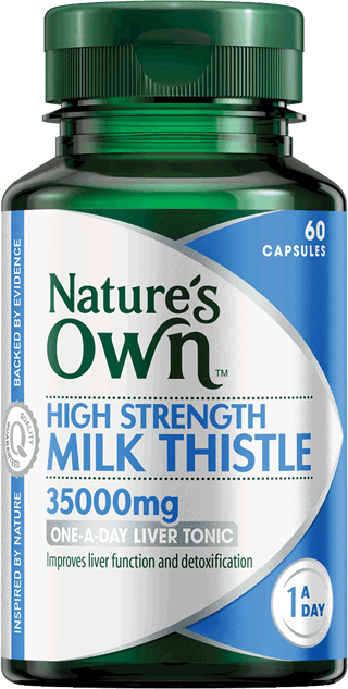 High strength Milk Thistle