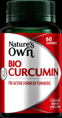 Bio-Curcumin 550mg Capsules