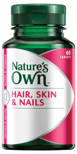 Hair, Skin & Nails Supplements
