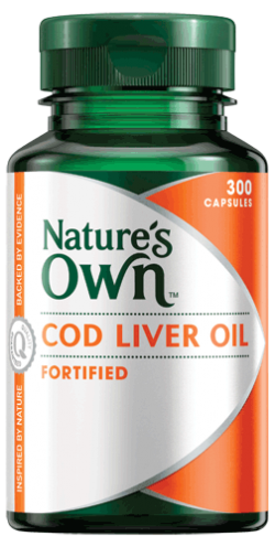 Cold Liver Fortified Capsules