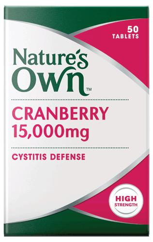 Cranberry 15,000MG