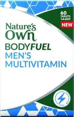 Nature's Own Bodyfuel Men's Multivitamin