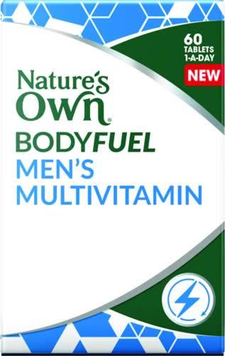 Bodyfuel Men's Multivitamin 60