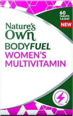 Nature's Own Bodyfuel Women's Multivitamin