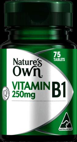 Vitamin B1 250mg Tablets