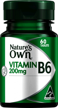 Vitamin B6 200mg Tablets
