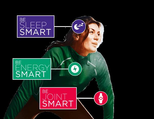 Be Sleep Smart, Be Energy Smart, Be Joint Smart