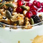 Fruit and Nut Yoghurt