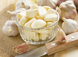 Benefits of garlic for immune health