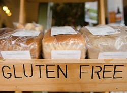 Gluten free eating and its potential impact on vitamin and mineral needs