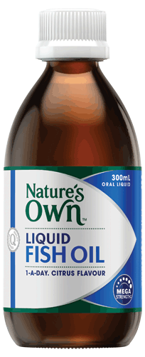 Liquid Fish Oil