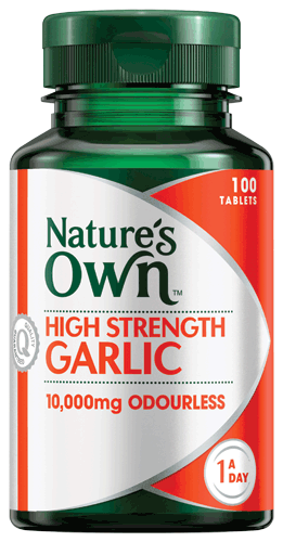 HIGH STRENGTH GARLIC