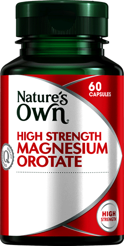 High Strength Magnesium Orotate
