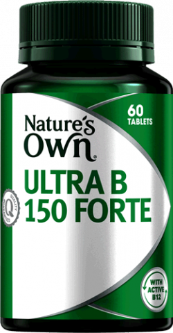 Nature's Own Ultra B 150 Forte