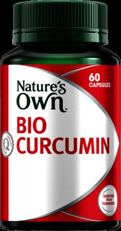 Nature's Own Bio Curcumin