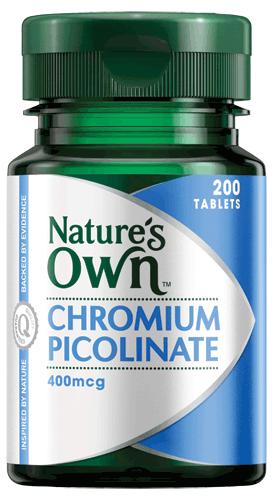 Chromium Picolinate 400mcg