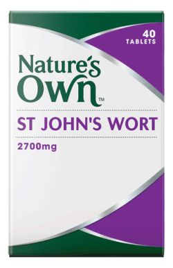 Nature's Own St. John's Wort 2700mg