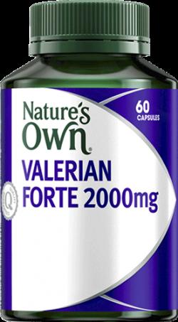 Nature's Own Valerian Forte 2000mg