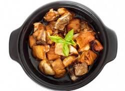 Vietnamese caramel fish